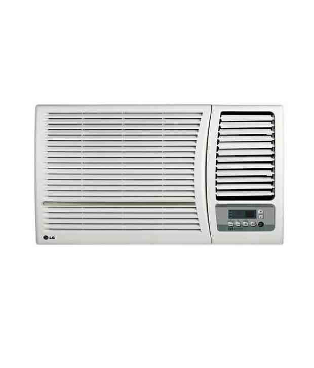 Lg 1 5 ton 3 star lwa5br3d window air conditioner price in for 1 5 ton window ac price india
