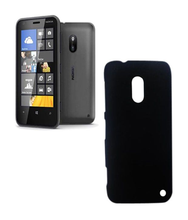online retailer 8b632 e0ef1 Mono Back Cover Nokia Lumia 620 - Plain Back Covers Online at Low ...