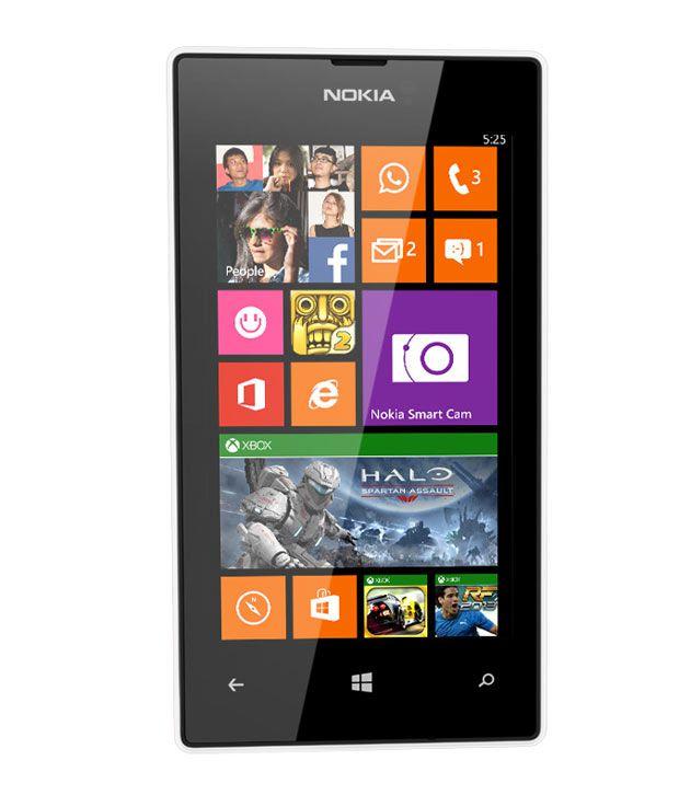 Nokia Lumia 525 - 8GB - white Smartphone