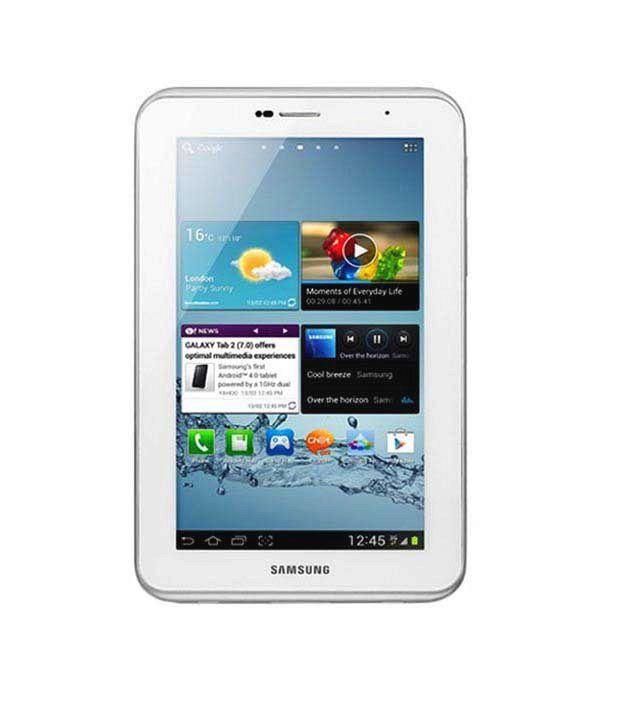 Samsung Galaxy Tab 2 311 (P3110) White