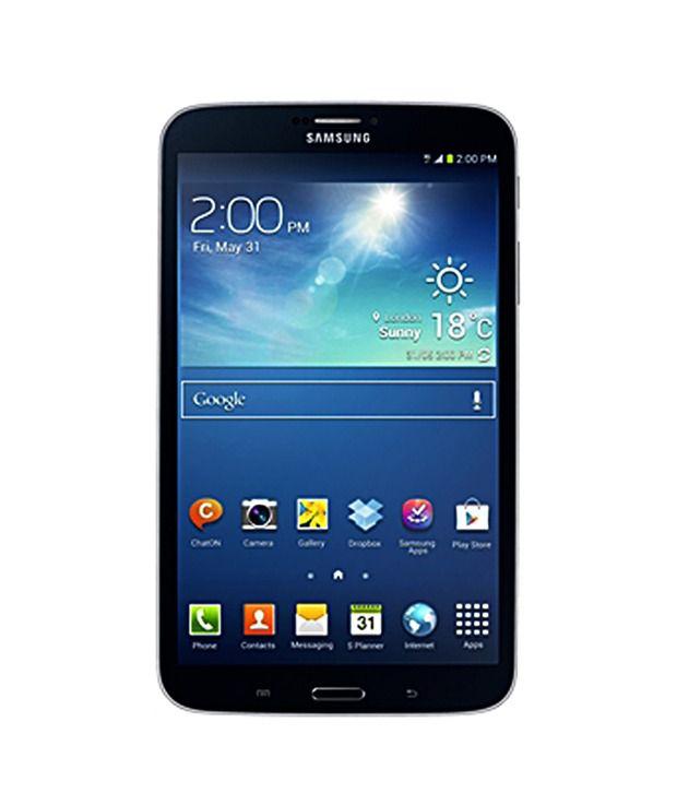Samsung Galaxy Tab 3 T 311 Midnight Black