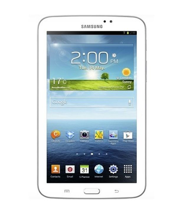 Samsung Galaxy Tab 3 T210 Tablet White