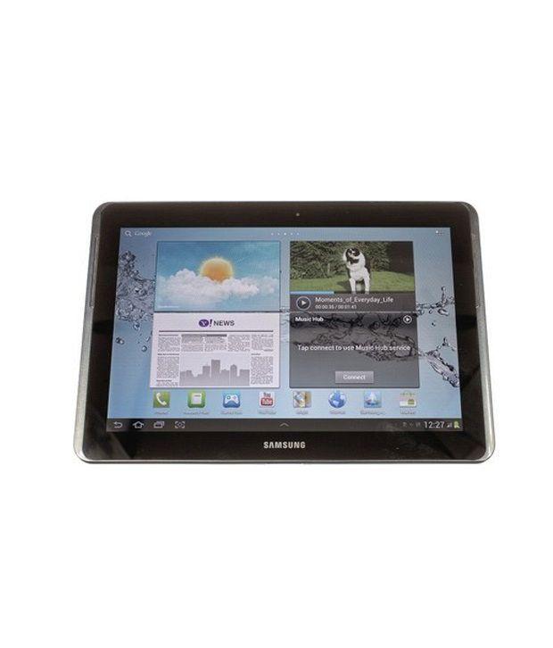 Samsung Galaxy Tab2 510 P5100 (Titanium Silver)