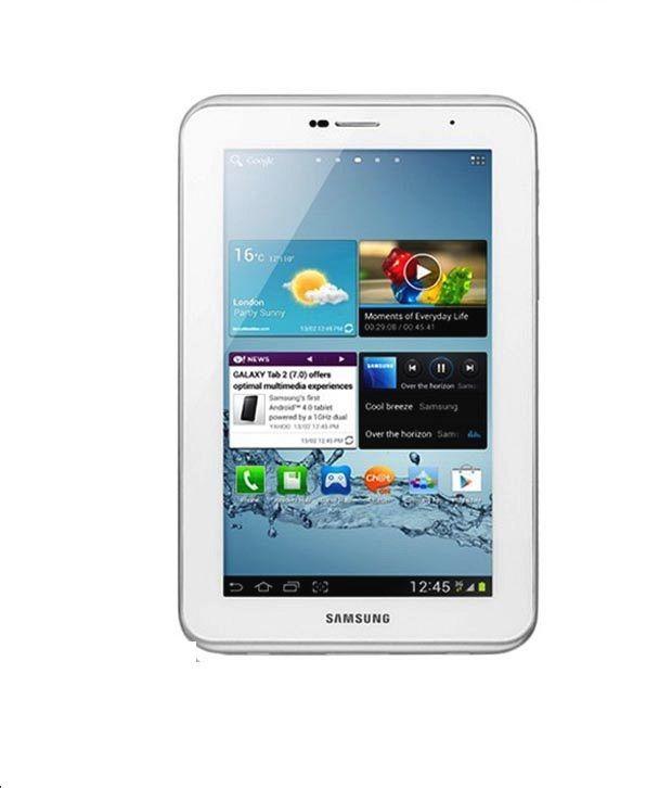 Samsung Galaxy Tab2-P3100 (White)