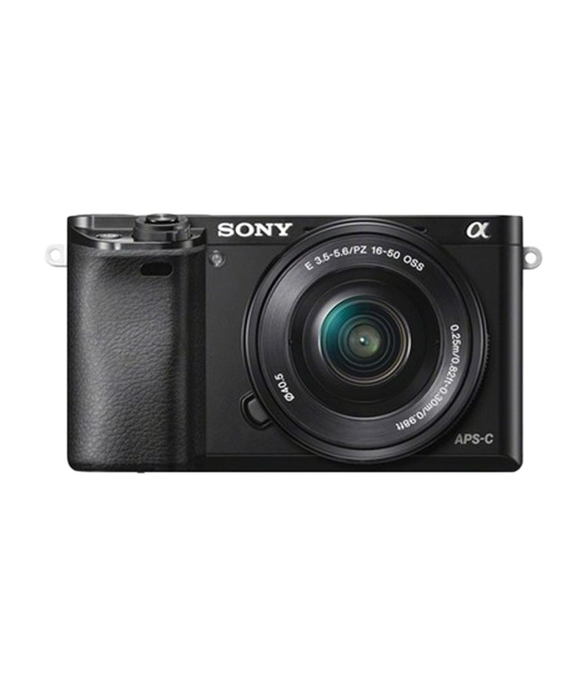 Sony ILCE-6000L with SELP 1650 Lens