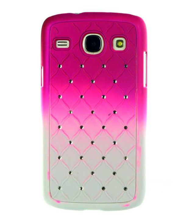 huge discount 2ac0a d7779 Dressmyphone Samsung Galaxy Core i8262 Sparkling Designer Back Cover ...