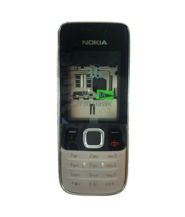 online store 6a8fc 51103 Original Full Housing for Nokia 2730 Classic