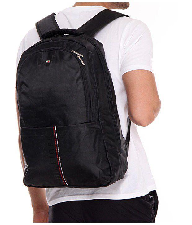 78d7d02c8 Tommy Hilfiger Formal College Laptop Backpack For Men - Buy Tommy Hilfiger  Formal College Laptop Backpack For Men Online at Low Price - Snapdeal