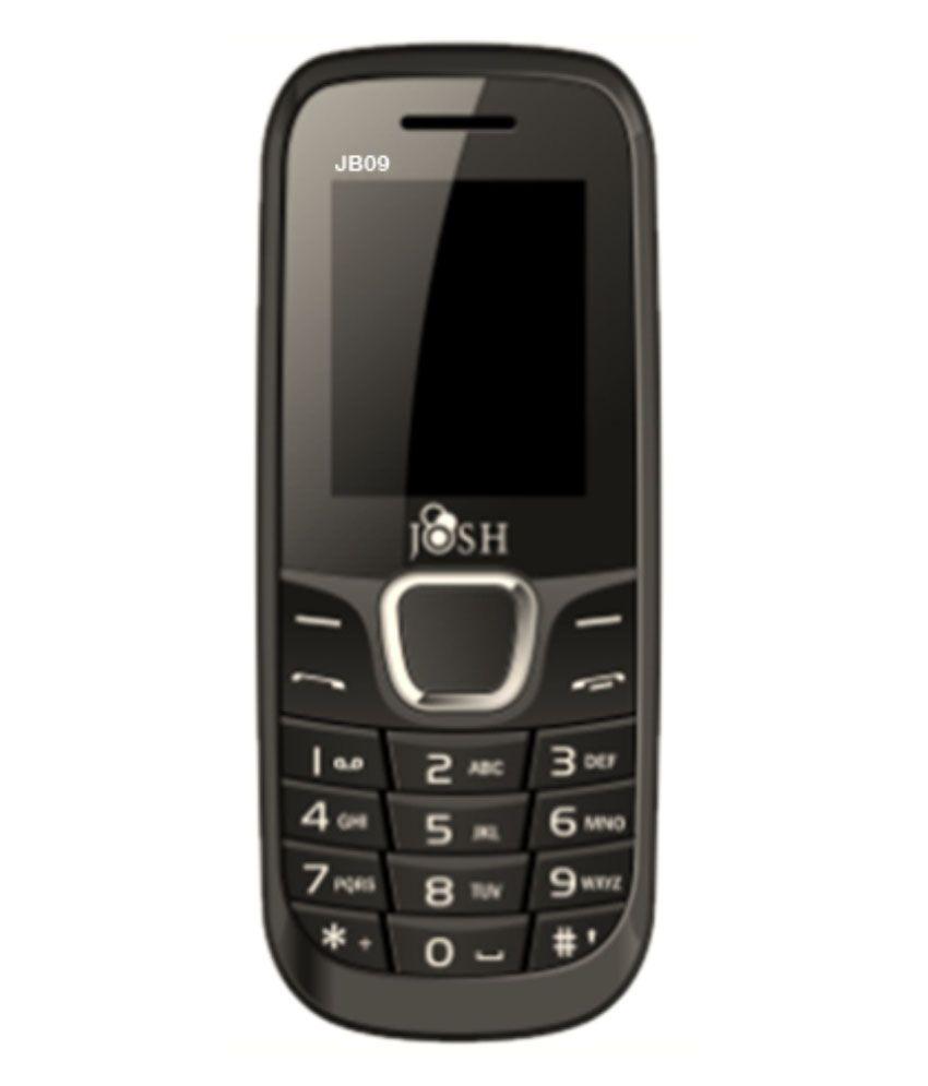 Zoomla Josh Mobile JB09 Black