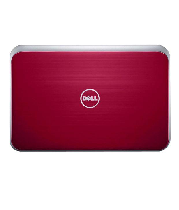 Dell Inspiron 15z Ultrabook 5523 (Core i5 3337U - 8GB RAM- 500GB HDD + 32GB SSD- 39.62cm (15.6) HD Screen- Win 8, 64-Bit- NVIDIA GeForce GT630M 2GB Graphics) (Fire Red)
