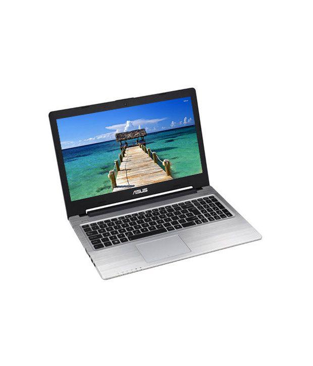 ASUS Elite S56CA-XX056H Laptop (Core i5 3317U- 4GB RAM- 750GB HDD + 24GB SSD- 39.62cm (15.6) (Black)