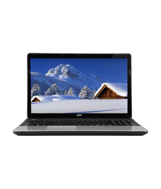 Acer Aspire E1-570 Laptop-NX.MEPSI.001 (Intel Core i3 3rd Gen-3217U- 2GB RAM- 500GB HDD- 39.62cm (15.6)- Linux) (Glossy Black)