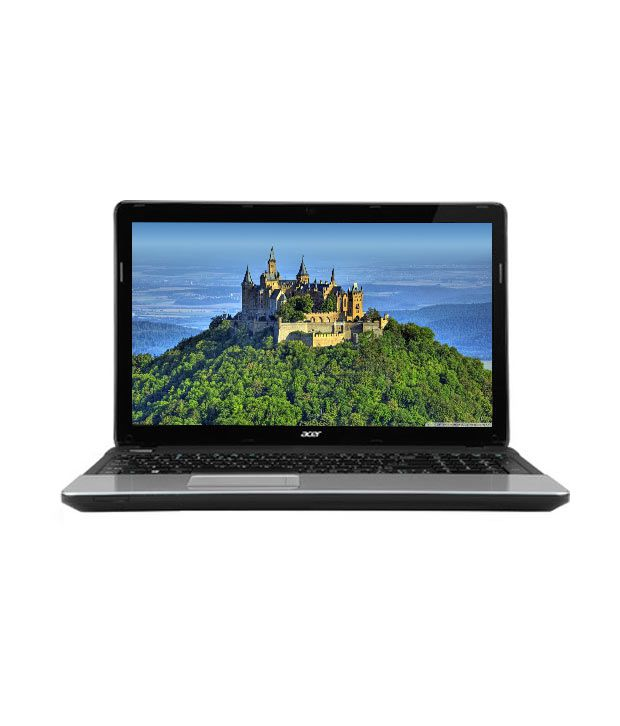 Acer Aspire E1-571G Laptop (NX.M7CSI.004) (Core i5 3230M- 4GB RAM- 500GB HDD- 39.62cm (15.6)- Win8- 2GB Graph) (Glossy Black)