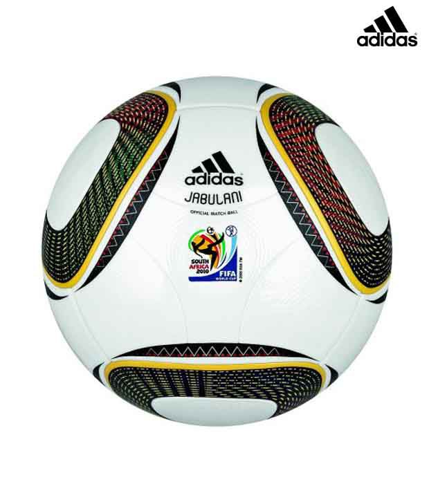 Adidas Jabulani Football (Size 5)-Free