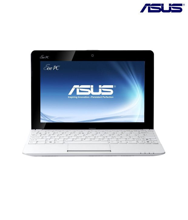 Asus Eee PC 1015CX-WHI014W  Netbook (2nd Gen ADC/ 2GB/  320GB/ ExpressGate ..