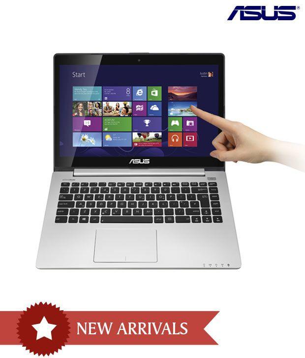 Asus S400CA-CA028H Touch Ultrabook (Intel Core i7/500 GB HDD + 24 GB SSD/4 GB DDR3/Windows 8/14-inch)