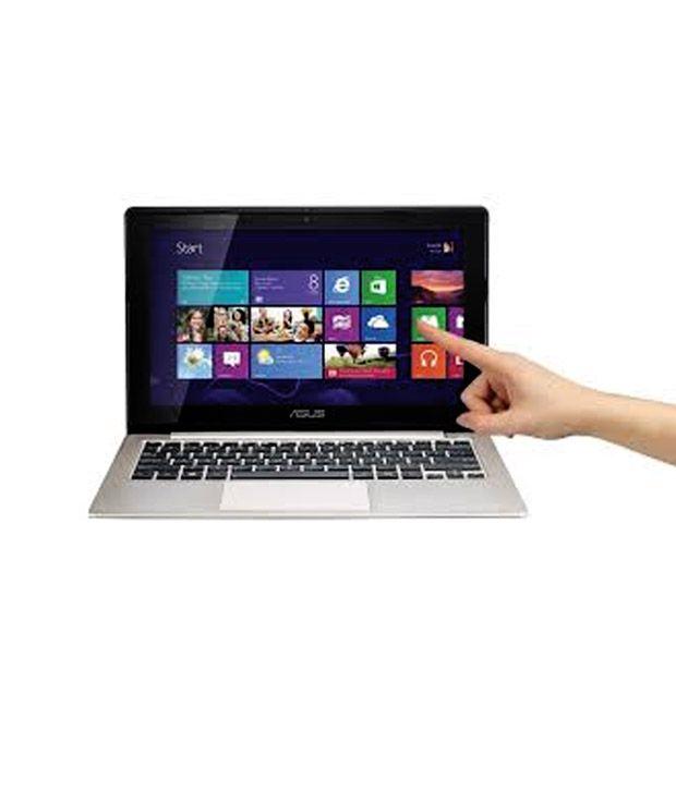 Asus VivoBook S200E-CT162H (Intel Pentium 987 4 GB RAM- 500 GB HDD 29.46cm (11.6) Win 8- ) (Champagne Gold)