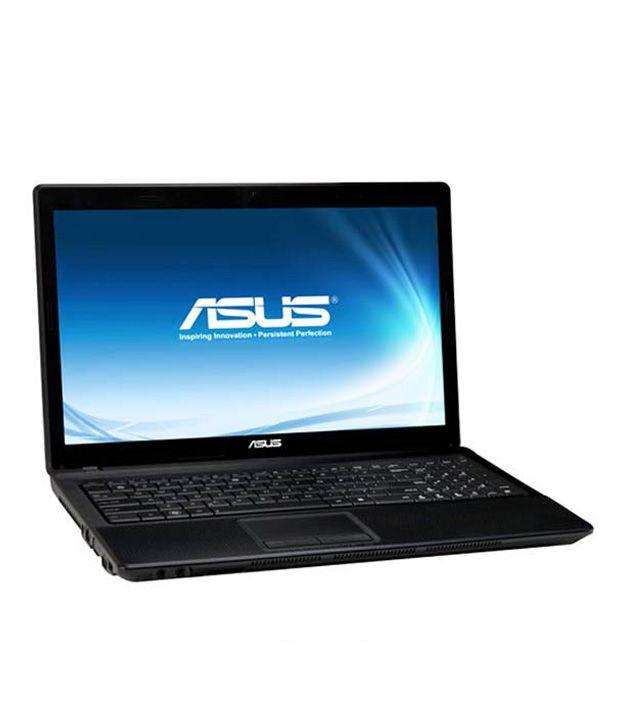 Asus X54C-SX454D Laptop (Intel  Huron River I3-2330/2 GB/ 500GB/  39.62 cm (15.6)/ DOS)