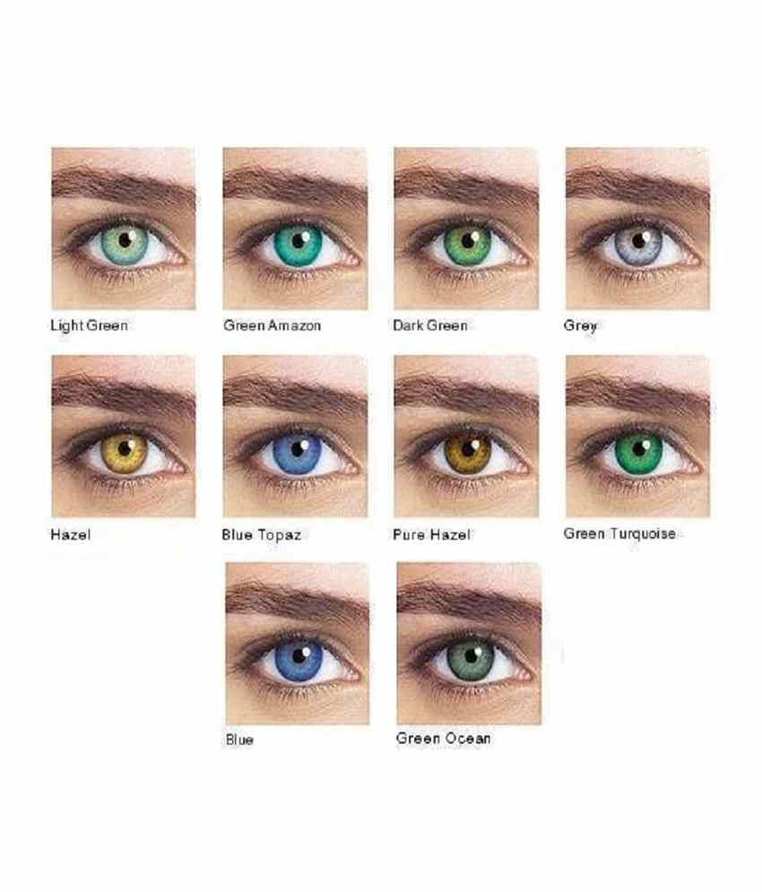 Natural Colored Contact Lenses Online