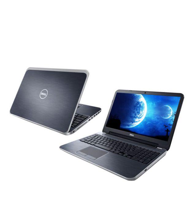 Dell Inspiron 15R N5521 Laptop (3rd Gen Intel Core i7-3537U- 8GB RAM- 1TB HDD- 39.62cm (15.6) Screen- Win 8 Home Premium) (Silver)