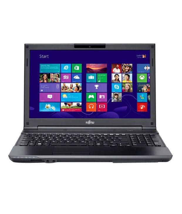 Fujitsu Lifebook AH532 (3rd Gen Intel Core i5 3230M- 4GB RAM- 500GB HDD- 39.62cm (15.6)- DOS- Intel HD 4000) (Black)