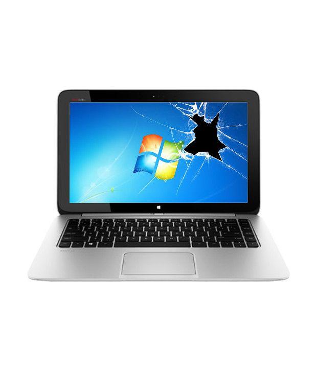 HP Split 13-m009TU X2 TSscreen Laptop (3rd GenCore i3- 3229Y  4GB RAM- 500GB HDD + 64GB SSD- 33.78 cm (13.3)- Win 8-  4000) (Silky Soft TS Paint In Modern Silver)