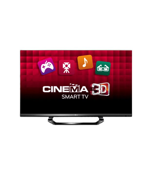 LG 42 inches LM6400 Cinema 3D Television