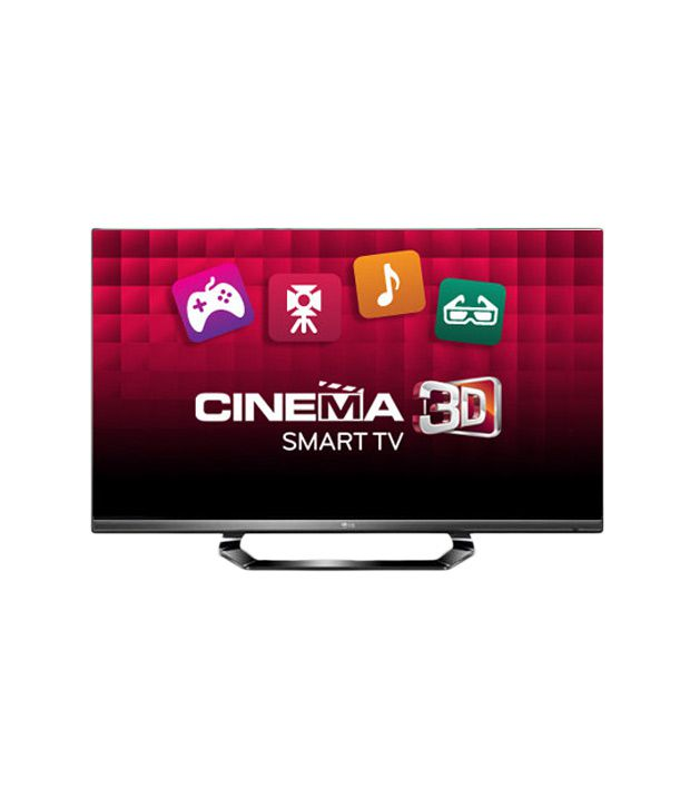 LG 47 inches LM6400 Cinema 3D Television