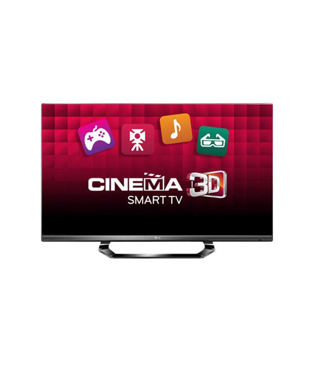 LG 47 inches LM6410 Cinema 3D Television