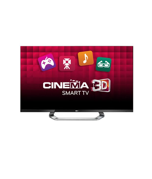 LG 47 inches LM7600 Cinema 3D Television