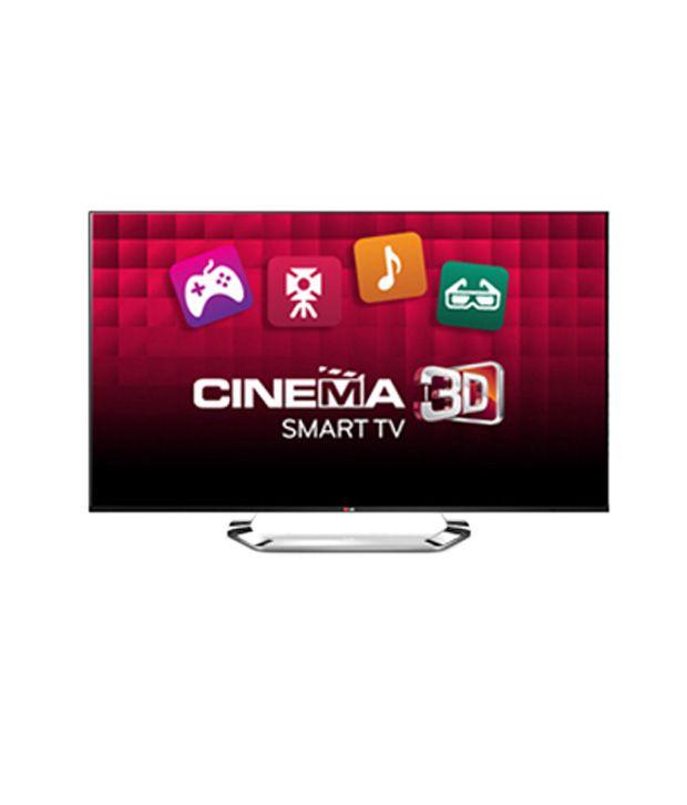 LG 139.7 cm (55) LM9600 Cinema 3D Television