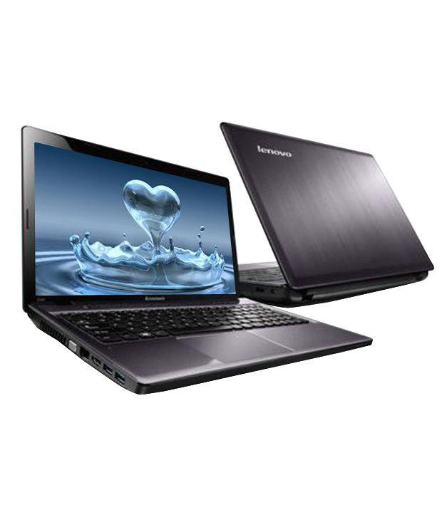 Lenovo G510 (59-382843) (4th Gen Intel Core i5-4GB RAM-500GB HDD-DOS-2GB  Graphics) (Black)