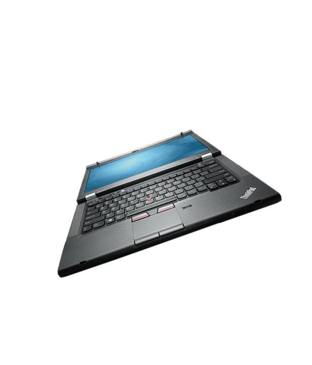 Lenovo ThinkPad T430-2349-J8Q (3rd Gen Intel Core i5-3210M/ 4GB/ 500GB/  Windows 7 pro 64) (Black)