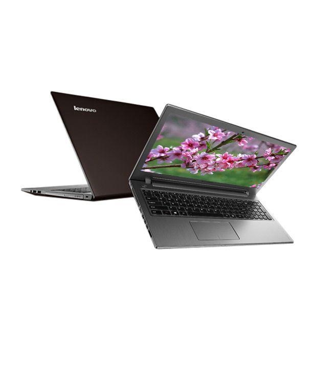 Lenovo Z-500 Ideapad 59-380463 (Intel Core i5 3230M- 6GB RAM- 1TB HDD- 39.62cm (15.6)- Win8- 2GB Graph) (Dark Chocolate)