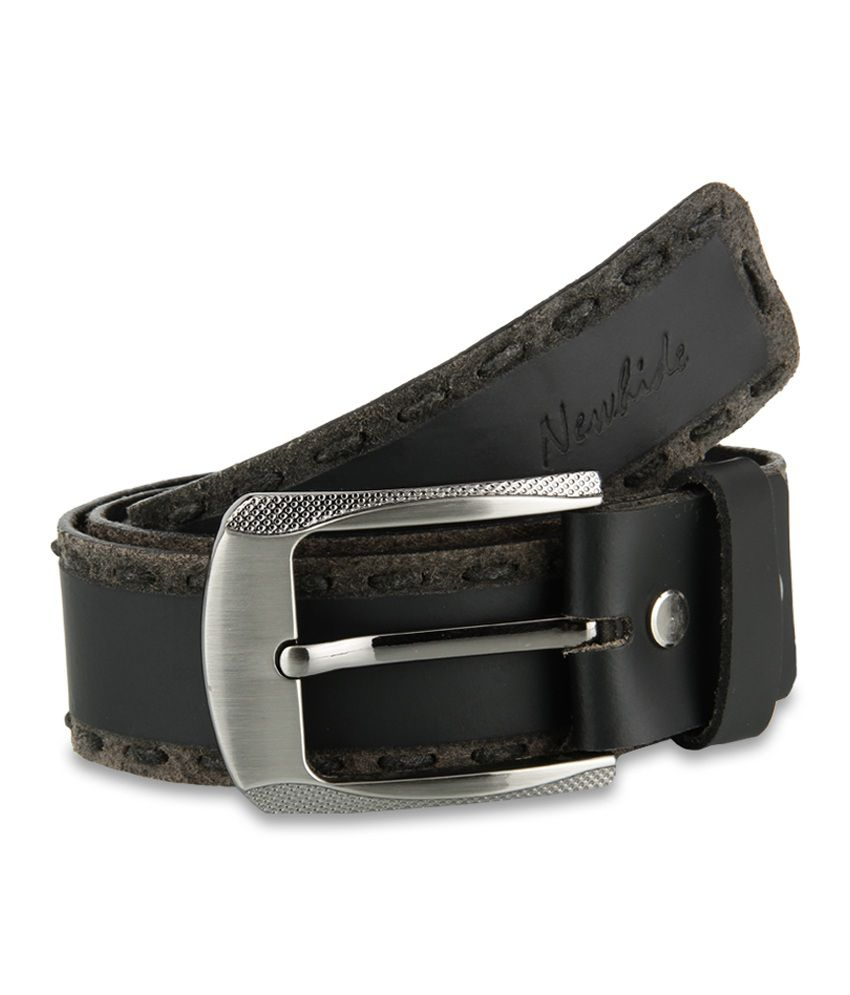 Newhide Casual Black_Brown Belt