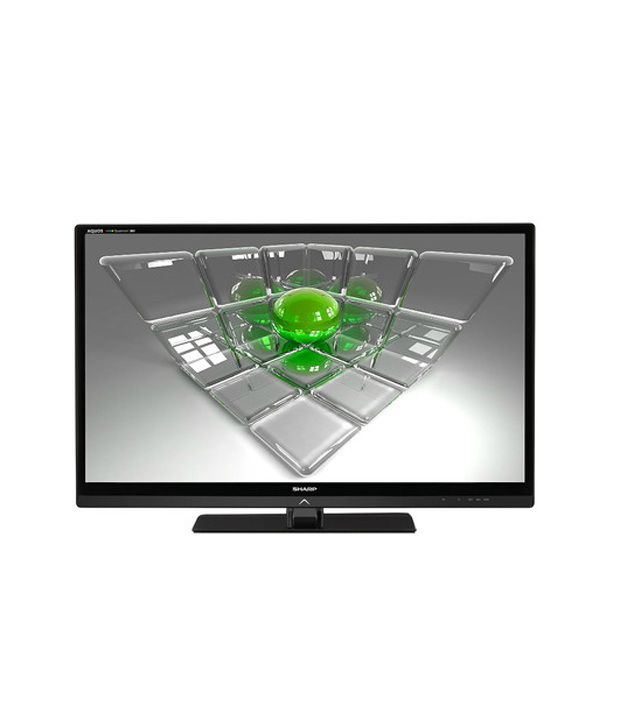 buy sharp lc46le835m 117 cm 46 full hd 3d smart led television online at best price in india. Black Bedroom Furniture Sets. Home Design Ideas