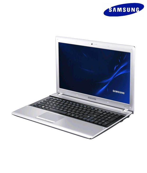 Samsung NP-RV513-A02IN Netbook (Titan Silver)