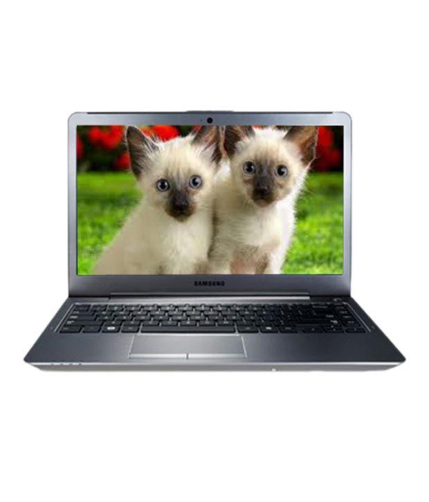 Samsung NP530U4C-S06IN Laptop (Intel Core i3 3227U- 4GB RAM- 750GB HDD 14 inch Win8) (Silver)