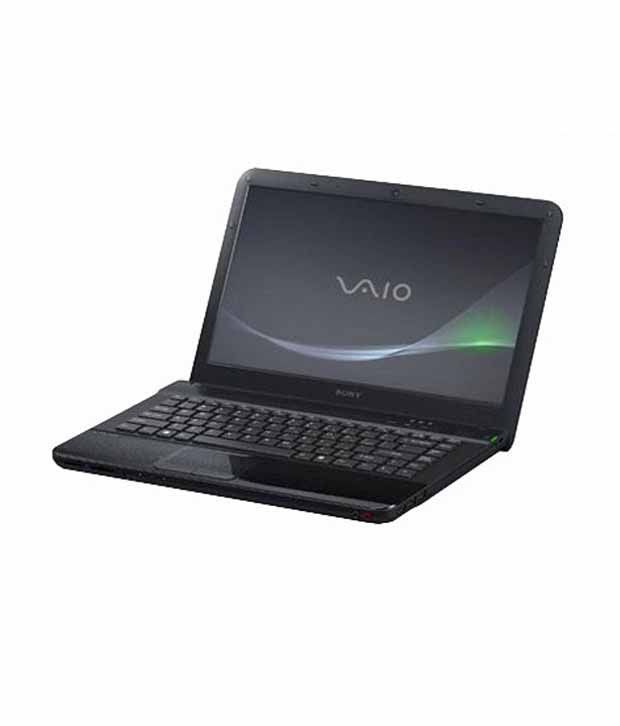 Sony Vaio S Series SVS13118GN Laptop (Silver)