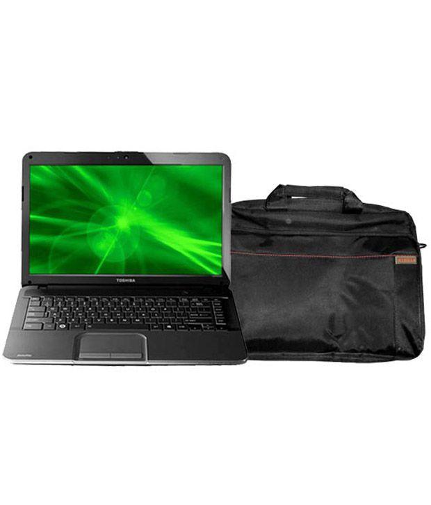 Toshiba C850D M5010 Laptop (APU Dual Core/ 2GB/ 320GB/ DOS)