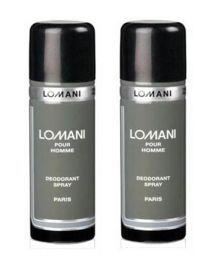 Lomani (Pour Homme, Pour  Homme) Deodorant Men 200ml  (Buy 1 Get 1 free)