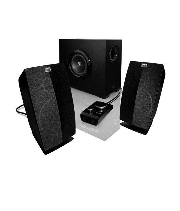Altec Multimedia Speaker - VS2721E