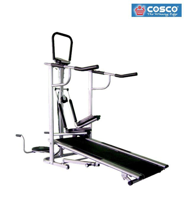 Cybex Treadmill Speed Calibration: Cosco CTM 510 Manual Treadmill: Buy Online At Best Price