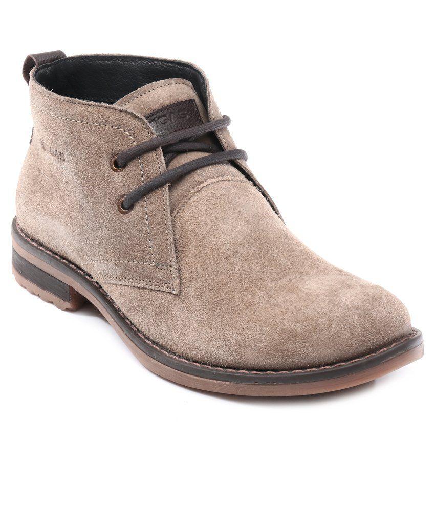GAS Khaki Boots