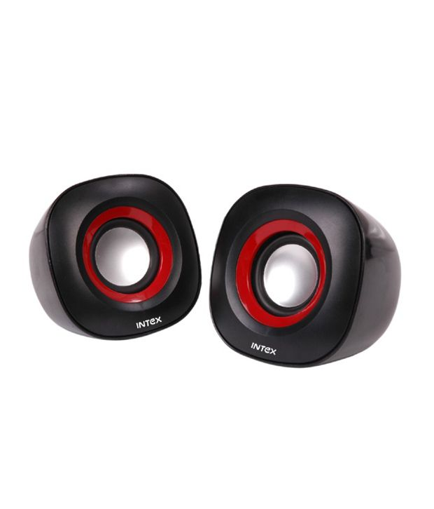Intex IT-355 2.0 Multimedia Speakers