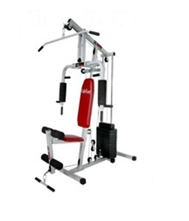 lifeline single station multi home gym square buy online at best rh snapdeal com