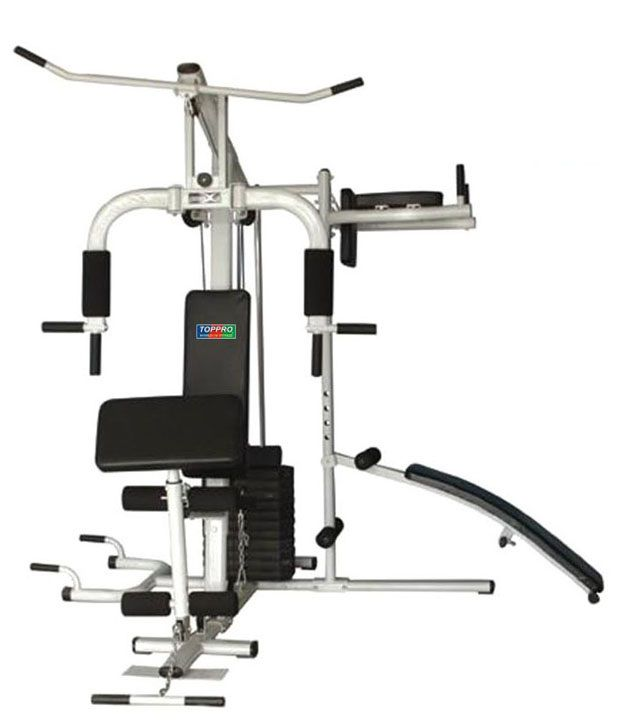 toppro multi home gym toppro power plus 150 buy online at best rh snapdeal com