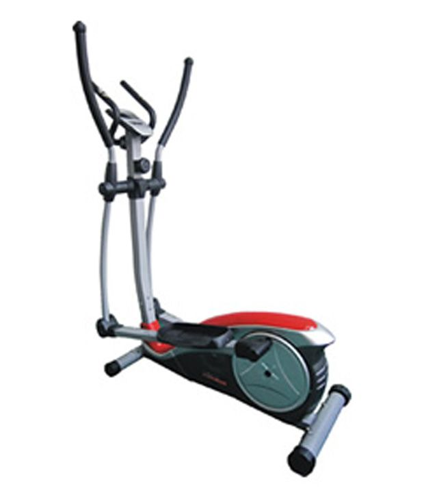 60ee52f21 Viva Fitness KH 80201 Magnetic Elliptical Trainer  Buy Online at Best Price  on Snapdeal