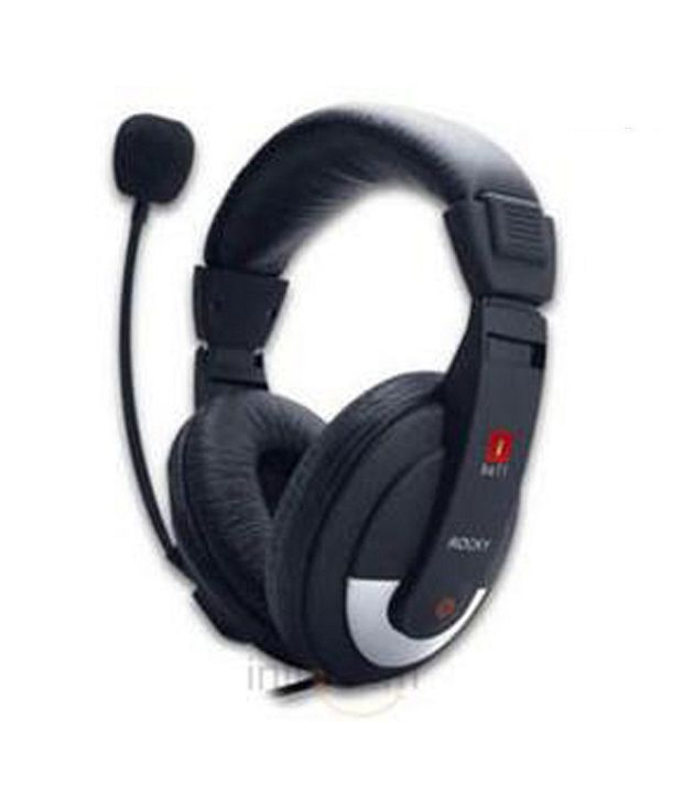 iBall Rocky Headset with Mic