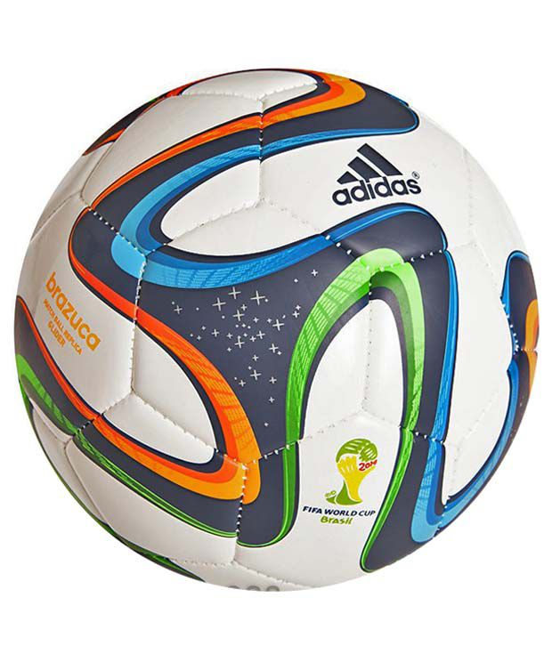 fdacfc01da Adidas Brazuca Glider size 5  Buy Online at Best Price on Snapdeal